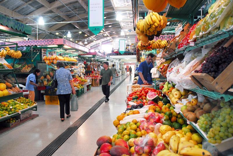 Mercado Municipal - Foto:Ivan Bueno/SMCS