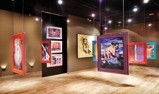 Capa - Galerias de Arte